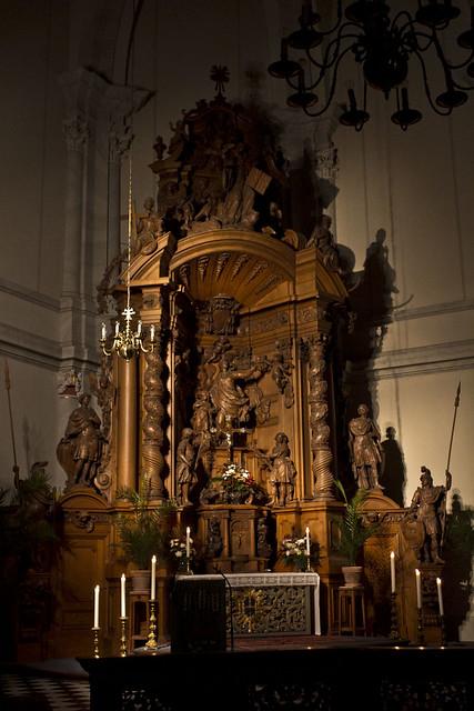 St Maria in der Kupfergasse 3