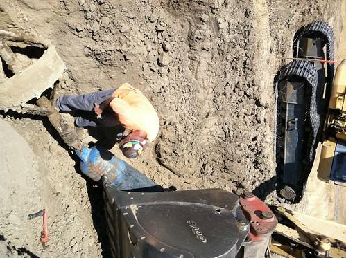 Water Line Installation - Antelope Valley, CA - Ventura Directional Drilling Inc.