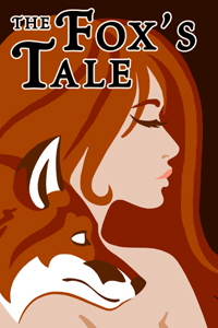 Fox's Tale cover art rough