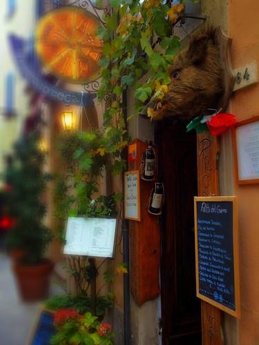 Enoteca in Volterra