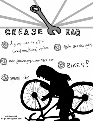 Grease Rag Advertisement