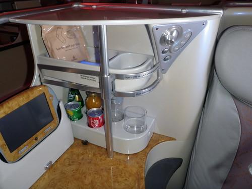 In-seat Bar 2