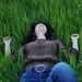 Love is like grass by mihaela muntean