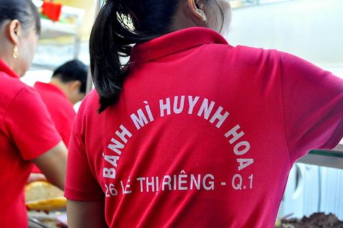 Banh Mi Huynh Hoa - Saigon