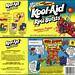 Kraft-General Foods - Kool-Aid Kool Bursts - Tropical Punch - cardboard wrap - 1993 by JasonLiebig