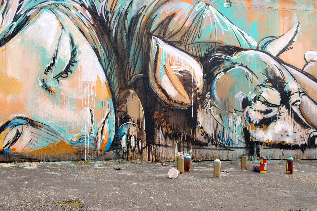 Alice Pasquini - Roma (IT)
