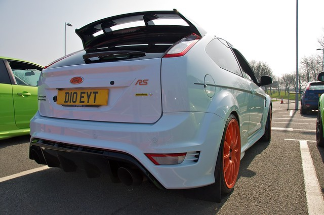 Focus RS Owners Club Meet @ South Queensferry, March 2012