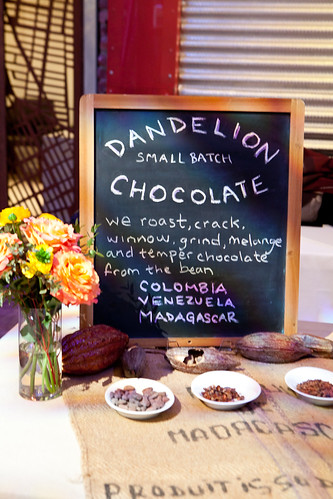 Dandelion Chocolate from San Francisco, CA