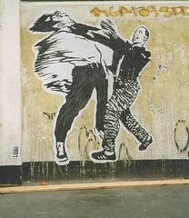 Banksy off the wall