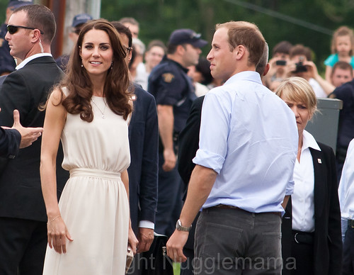 Royal Visit Levis, QC (2)