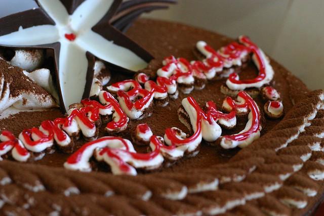 Happy Birthday Ricky Cake