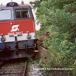 15. Zugunglück bei Gießenbach 09.09.2001