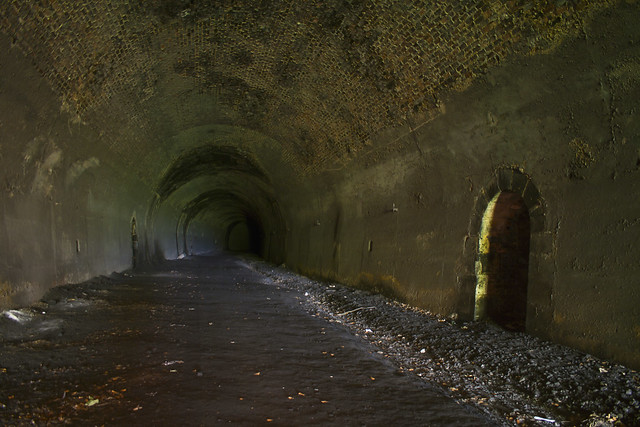 Glenfarg Railway Tunnel