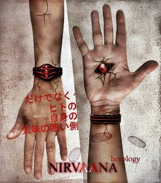 Nirvaana Horology; The Poster
