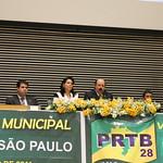 + Convenção Estadual do PRTB, Levy Fidelix pré-candidato a prefeito por São Paulo
