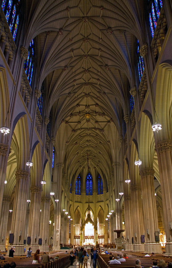 St patrick 39 s old cathedral new york tripomatic for Attractions near new york city