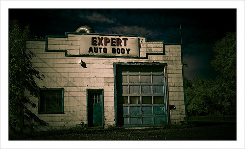 Expert auto body