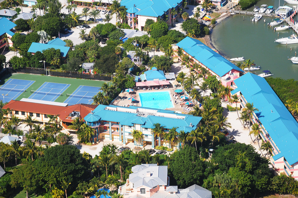 'Tween Waters Inn Aerial, Captiva IslandDSC_0723