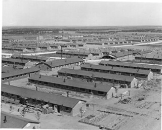 Los Angeles. The Amache Japanese Internment Camp