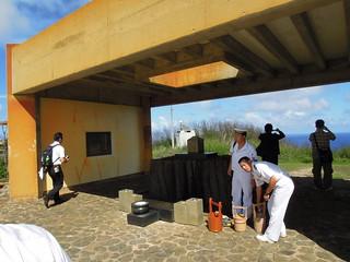 硫黄島戦没者の碑