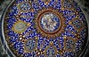 Ottoman Art - part of the dome (ceiling) in Blue Mosque, Istanbul by Chantal Fournier (Bayan Paparazzi)