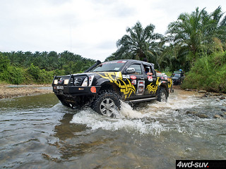 Borneo Safari 2011 - Day 2 - Isuzu DMAX