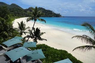 Banyan Tree Resort, Mahe Island, Seychelles