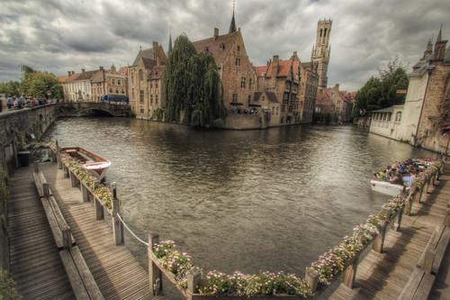 Bruges. V. Brujas