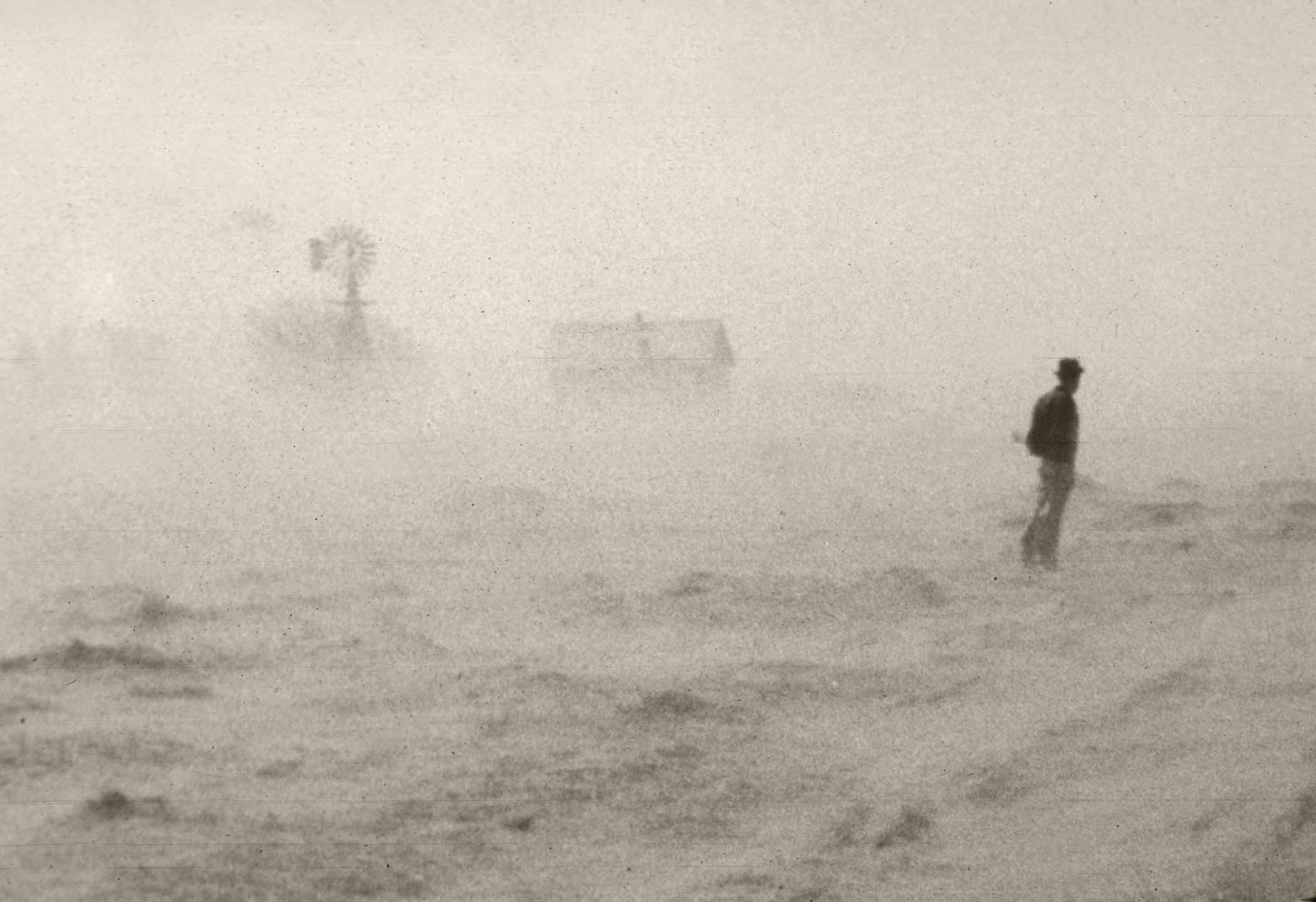 the dust bowl by peyton abbott