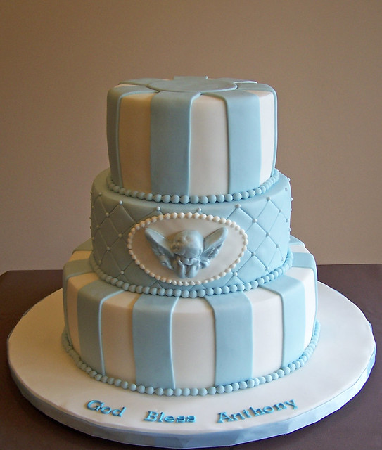 Cake Design Christening : Baptism Cake Flickr - Photo Sharing!