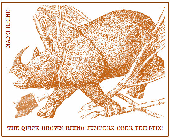 QUICK_BROWN_RHINO