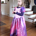 Princess Halloween Costume (Simplicity 2463)