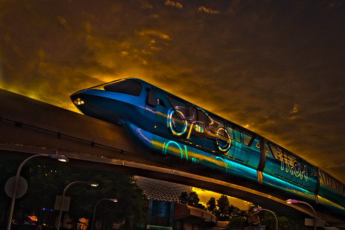 Post-Apocalyptic Monorail Monday