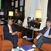 Assistant Secretary General Meets with EEAS Managing Director for the Americas