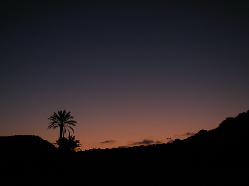 Sunrise on Pantelleria