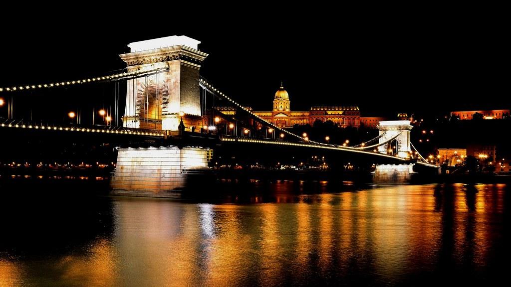 Chain Bridge - Széchenyi