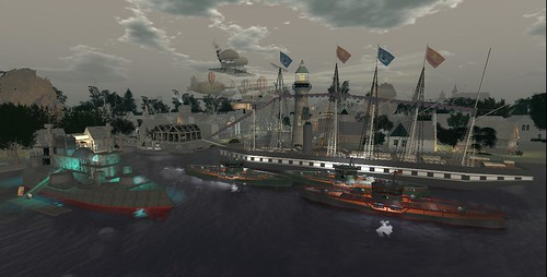 2011 Fleet Week of the Steamlands