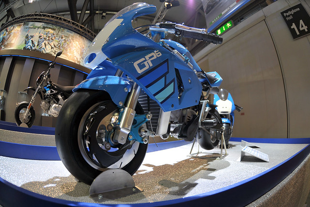 Polini Minibike 911 GP6 For Race. As seen at EICMA 2011, Milan, Italy