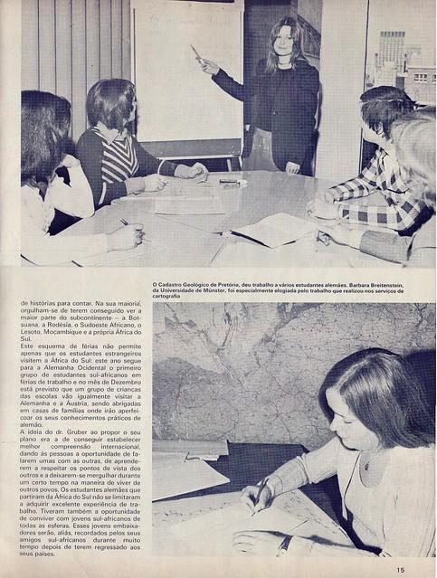 Panorama, nº8, Junho 1975 - 15