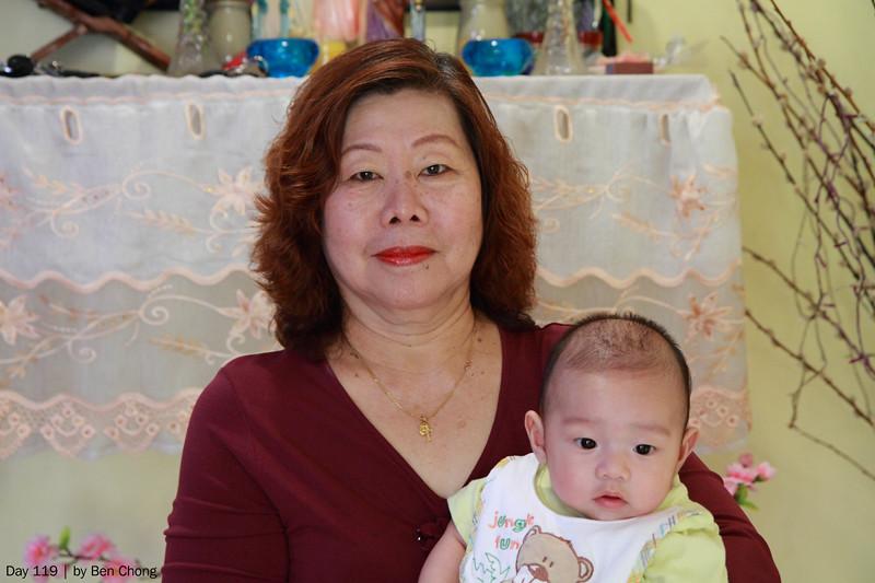 Baby - Yi Xi & Family