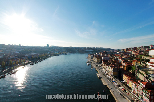 porto city river Douro