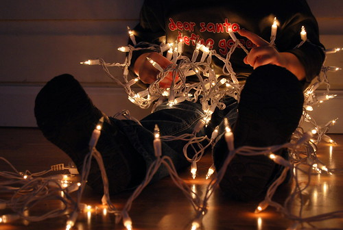 Jake - Shoe shot with lights