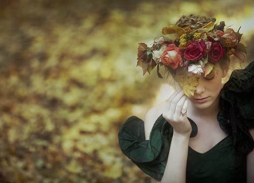 tearst of autumn by nikaa