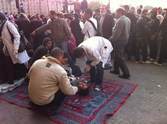Thousands of people have been injured in the clashes