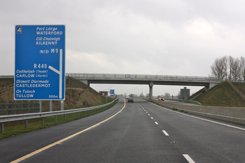Irl ireland road infrastructure motorways page 52 for Motor city pawn shop on east 8 mile