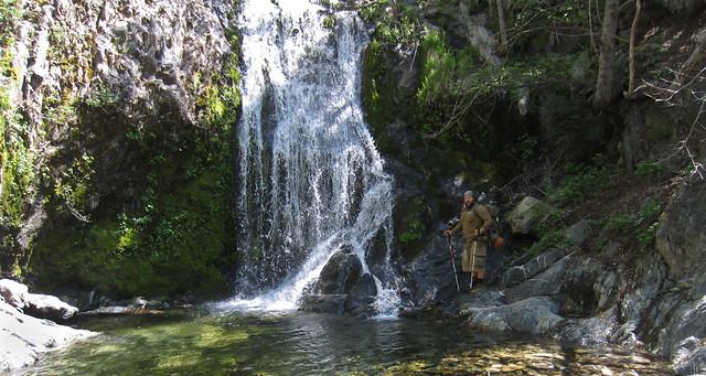 Cooper Canyon Falls
