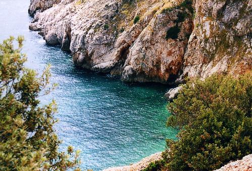 sea summer mediterranean croatia cres 2011 orlec