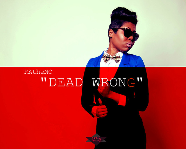 RAtheMC.DEAD WRONG ARTWORK