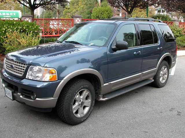 2003 ford explorer eddie bauer edition flickr photo sharing. Black Bedroom Furniture Sets. Home Design Ideas