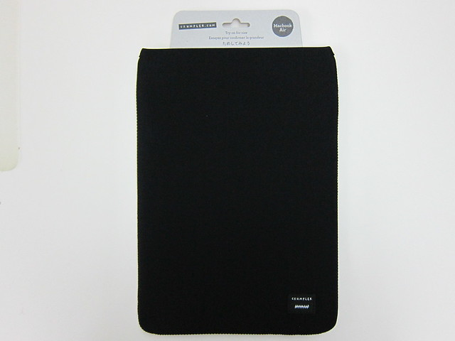Crumpler Sleeve - The Fug (13 Inch MacBook Air) - Packaging Front